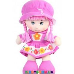 Кукла мягконабивная Devik toys с вышитым лицом 36 см 52314 ассортименте