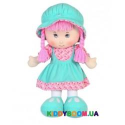 Кукла мягконабивная Devik toys с вышитым лицом 36 см 53514 в ассортименте