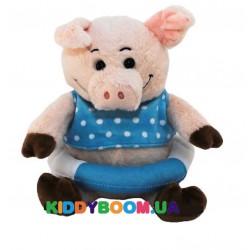 Мягкая игрушка Devik toys Поросенок-спасатель (21 см) 2 в ассортименте M1719921C