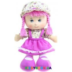 Кукла мягконабивная Devik toys с вышитым лицом 36 см 51514 в ассортименте