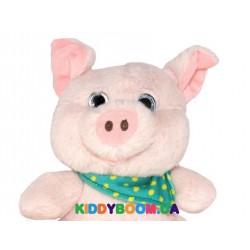 Мягкая игрушка Devik toys Поросенок с платком 16 см 2 в ассортименте C1713716E
