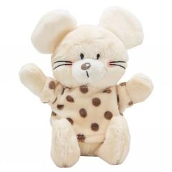 Мягкая игрушка Мышка в кофточке, 15 см Devik toys C1812315C