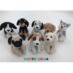 Мягкая игрушка Devik Toys Щенок 15 см (6 шт.  в асс.) M1307215
