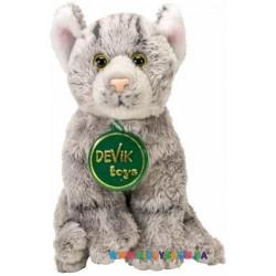 Кот серый Devik Toys JC-829GT