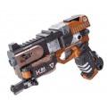 Игровой набор RoboGun 2-в-1 пистолет-трансформер CRUSHER (+6 мягких стрел) Devik toys K04