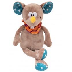 Мягкая игрушка Мышка с платком, 26 см Devik toys M1807526B