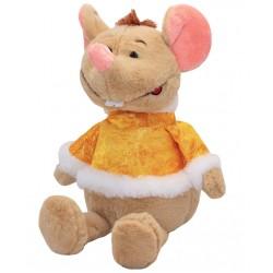 Мягкая игрушка Мышка в шубке, 24 см Devik toys M1810024A