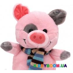 Мягкая игрушка Devik toys Поросенок с шарфиком 20 см 2 в ассортименте X1722220