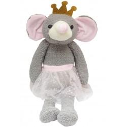 Мягкая игрушка Мышка-принцесса, 28 см Devik toys Z1806328