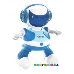 Интерактивный робот DISCOROBO Лукас (танцует, звук, укр. язык) TDV102-U