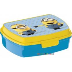 Коробка для бутербродов Миньоны Disney 76174