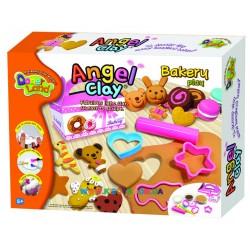 Набор мягкой глины Angel Clay Булочная Donerland AA10121