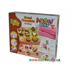 Набор мягкой глины Angel Clay Шоколадная мастерская Donerland AA13081