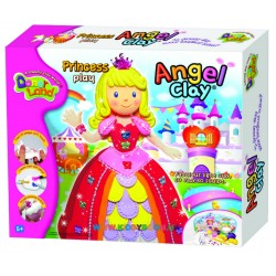 Набор мягкой глины Angel Clay Мир принцессы Donerland AA16011