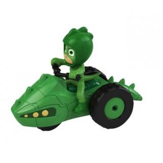 Игрушка Герои в масках Duck Toys 3141012 Гекко со скутером на Луне