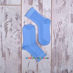 Носки ажурные р-р 12-18 Dюна 4В457
