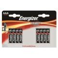 Щелочные батарейки Energizer Alkaline Power AAA LR03 1.5В 8 шт.