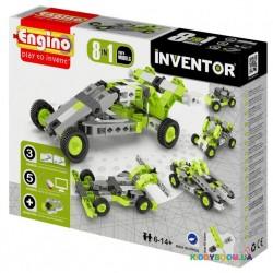 Конструктор серии Inventor 8 в 1 Автомобили ENGINO 0831