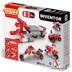 Конструктор серии Inventor 8 в 1 Мотоциклы ENGINO 0832
