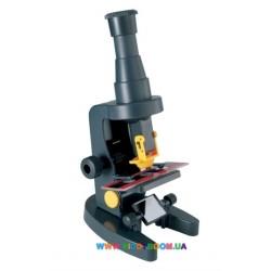 Микроскоп увеличение 100-150 раз Edu-Toys MS015