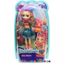 Кукла с питомцем Попугай Пики Enchantimals FJJ21