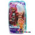Кукла с питомцем Белка Санча Enchantimals FMT61