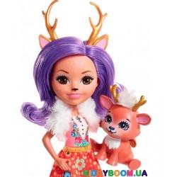 Кукла Enchantimals Олениха Дениса FNH23