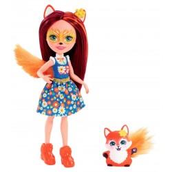 Куколка Лисичка Фелисити Enchantimals FXM71