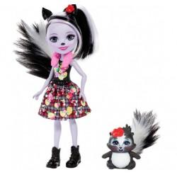 Кукла Скунсик Сейдж Enchantimals FXM72