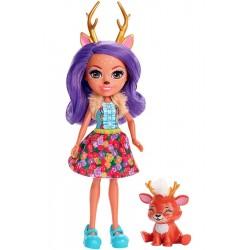 Кукла Enchantimals Олениха Дениса FXM75