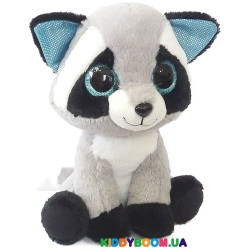 Мягкая игрушка Глазастик Енот Fancy GEO0