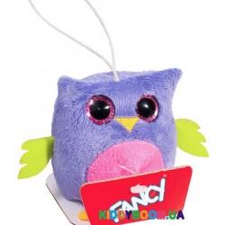 Мягкая игрушка-брелок Fancy Глазастик Сова GOU0
