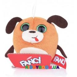 Мягкая игрушка-брелок Fancy Глазастик Собачка GSU0