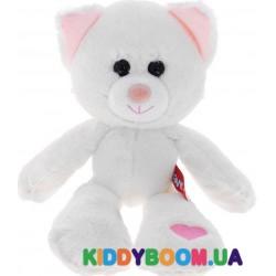 Мягкая игрушка Котенок Бася Fancy KBYA0