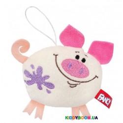 Мягкая игрушка-брелок Fancy Поросенок Гарик PRG0U
