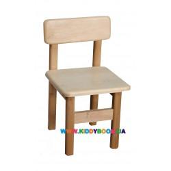 Детский стульчик деревянный Финекс Плюс 011