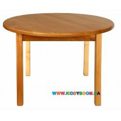 Стол деревянный круглый Финекс Плюс 036
