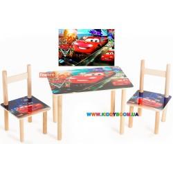 Набор столик и 2 стульчика Финекс Плюс 062