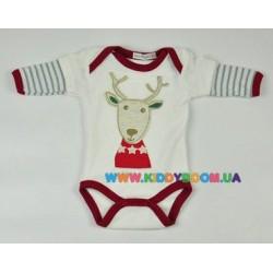 Боди-футболка для мальчика р-р 56-74 Bonne baby 313236