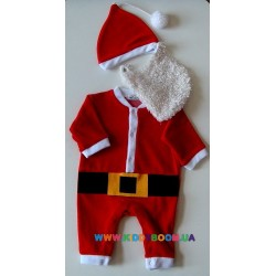 Комплект новогодний для мальчика р-р 62-74 Bip collection 783168