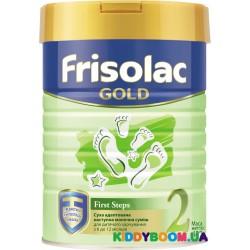 Сухая молочная смесь Friso Фрисолак 2 Gold 400 гр.