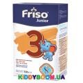 Детское молочко Friso 3 Junior (фрисолак) 350 гр.