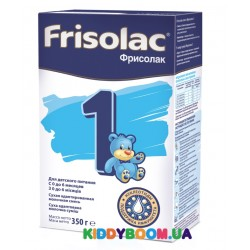 Сухая молочная смесь Friso Фрисолак 1 (350 гр.)
