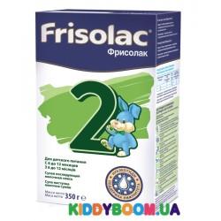 Сухая молочная смесь Friso Фрисолак 2 (350 гр.)