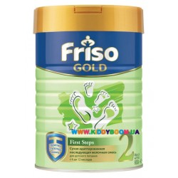Сухая молочная смесь Friso Фрисолак 2 Gold 900 гр.