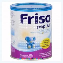 Смесь Friso Фрисопеп AC для детей с аллергией к белкам коровьего молока (0-12 мес. ) 400 г