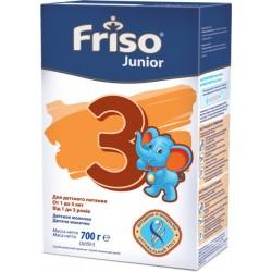 Смесь сухая молочная Friso ФрисоЛАК 3 Junior от 1 до 3 лет 700 г