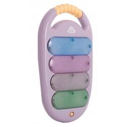 Музыкальная игрушка Ксилофон со световыми эффектами Funmuch FM777-16