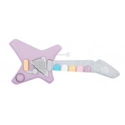 Музыкальная игрушка Бас-гитара со световыми эффектами Funmuch FM777-2