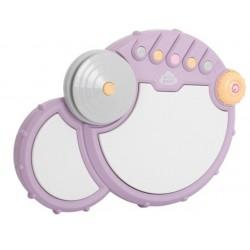 Музыкальная игрушка Барабан со световыми эффектами Funmuch FM777-4